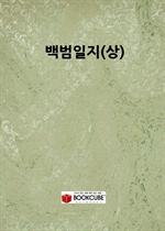 백범일지(상)